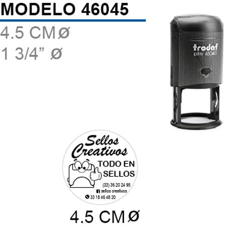Sello-Autoentintable-Printy-46045-Negro