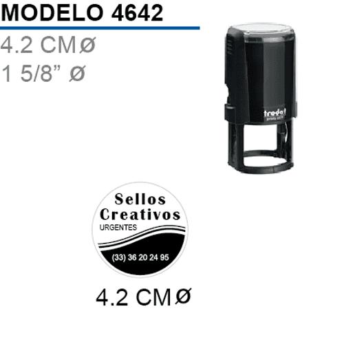 Sello-Autoentintable-Printy-4642-Negro