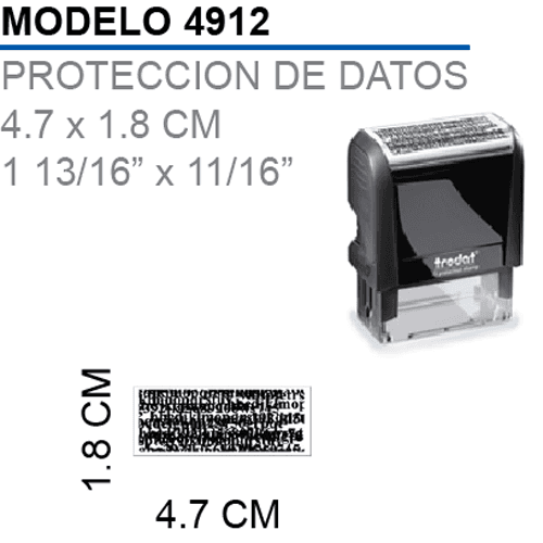 Sello-Autoentintable-Printy-4912-Proteccion