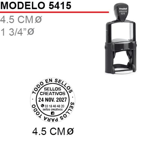 Sello-Fechador-Trodat-5415-Negro