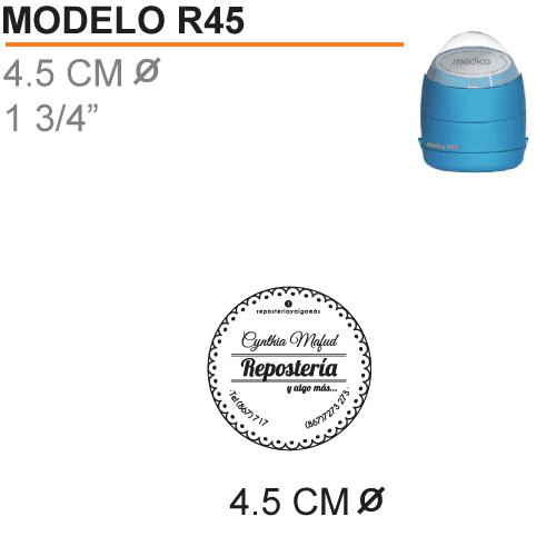 R45-Negro