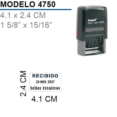Sello-Fechador-Printy-4750-Negro