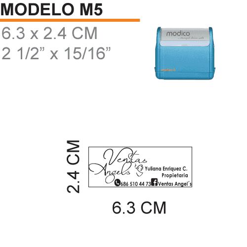 Sello-M5-Negro