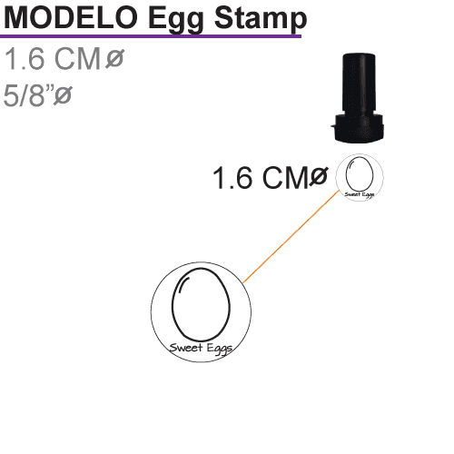 Sello-Modico-Egg-Stamp