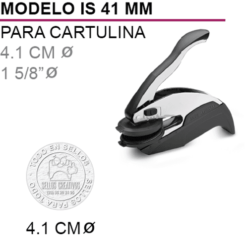 Sello-Realce-Ideal-Seal-Cartulina-41mm