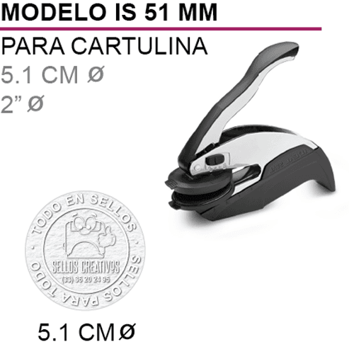 Sello-Realce-Ideal-Seal-Cartulina-51mm