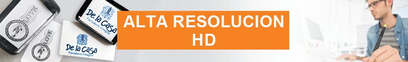Sellos modico alta resolución