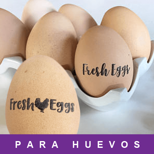 Sellos para Marcar Huevos