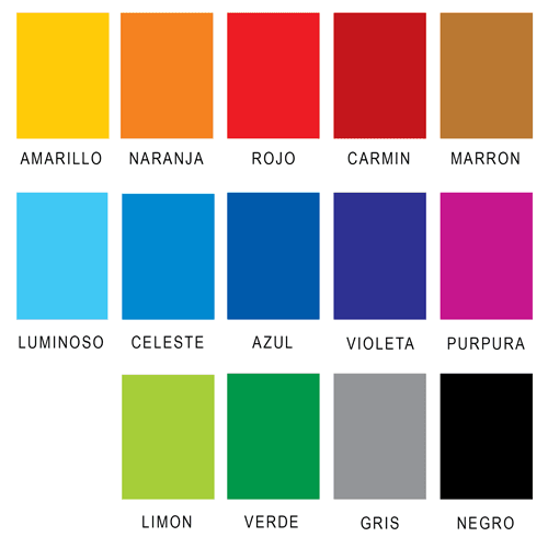 Sellos-Multicolor-Colores